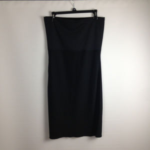 SPANX Hide & Sleek Strapless Full Slip